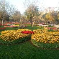4/10/2013 tarihinde Can K.ziyaretçi tarafından Göztepe 60. Yıl Parkı'de çekilen fotoğraf