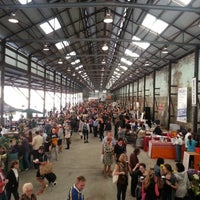 Photo taken at Eveleigh Market by William A. on 5/4/2013