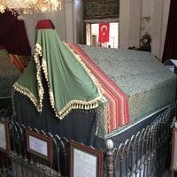 Photo taken at Sultan II. Abdülhamid Han Türbesi by Mahmut d. on 7/2/2013