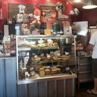 Photo taken at Flying M Coffeehouse by Lauren B. on 7/20/2013