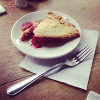 Photo taken at Savary Island Pie Company by Alex M. on 5/19/2013