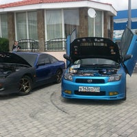 Photo taken at Full House Авто Центр by Pavel D. on 6/1/2014