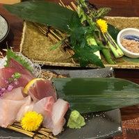 Photo taken at 新潟の地酒とうまいもの処 かもくら by Shin〜comeback (. on 5/14/2017