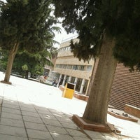 Photo taken at University of Jordan - Geology Department by Sa3eedove on 4/16/2013
