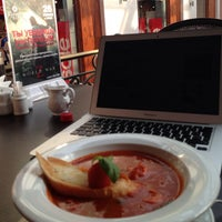 Photo taken at The Most Cafe by Георгис К. on 6/24/2013