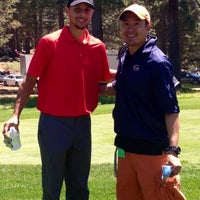 Photo taken at Edgewood Tahoe Golf Course by Mark Y. on 7/19/2013