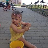 Photo taken at Левинцовка Детская Площадка by Лена К. on 7/20/2013