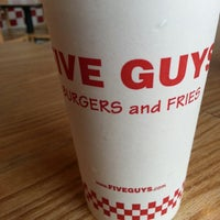 Photo taken at Five Guys by Ulises A. on 6/9/2013