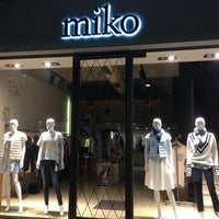 Photo taken at miko shop by stella t. on 3/17/2014
