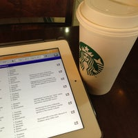 Photo taken at Starbucks Coffee by Ryan T. on 2/8/2013