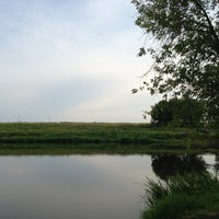 Photo taken at Moskva River by Tatyana K. on 7/7/2013