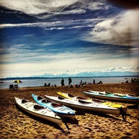 Photo prise au Golden Gardens Park par Nick M. le6/28/2013
