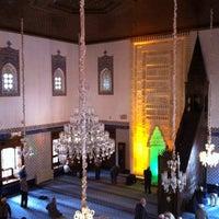 Photo taken at Hacı Bayram-ı Veli Camii by Abdulhadi K. on 10/21/2012