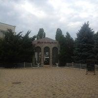 "Photo taken at Ресторан ""У Фонтана"" by Pti4ka K. on 8/26/2013"