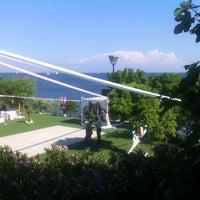 Photo taken at Saklı Deniz by Müjde Y. on 6/9/2013