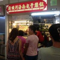 Photo taken at 628 Ang Mo Kio Market & Food Centre by Michael Ambious T. on 9/30/2012