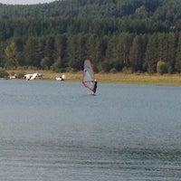 Photo taken at Иструм парк by kambo У. on 8/29/2014