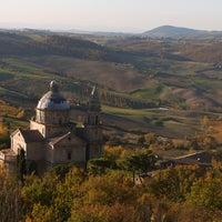 Photo taken at Hotel Panoramic Montepulciano Siena Italy by Hotel Panoramic Montepulciano Siena Italy on 3/10/2014