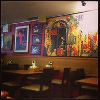 Photo taken at Alins Cafe Restaurant by Hakantr35 on 6/28/2013