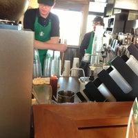 Photo taken at Starbucks by Tim M. on 4/26/2013