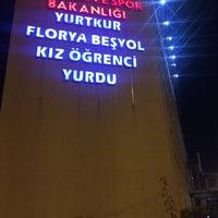 Photo taken at Florya Beşyol Kız Öğrenci Yurdu by 💫Merwe A. on 12/3/2014