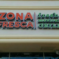 Photo taken at Zona Fresca by roto on 7/3/2015