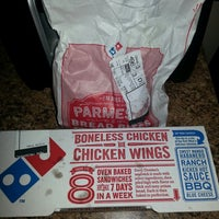 Photo taken at Domino's Pizza Team Washington/El Cajon South by Katie S. on 4/7/2013