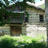 Photo taken at cendeve köyü akseki by Mehmet B. on 5/18/2014