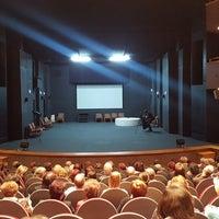 Photo taken at Horácké divadlo v Jihlavě by Michal V. on 3/14/2018