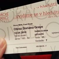 Photo taken at Horácké divadlo v Jihlavě by Michal V. on 4/10/2018