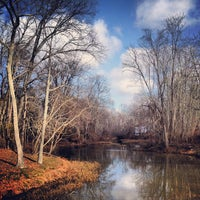 Photo taken at Allaire State Park by Ailine L. on 11/22/2012