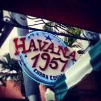 Photo taken at Havana 1957 Cuban Cuisine by Havana 1957 Cuban Cuisine on 7/24/2013