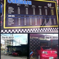 Photo taken at D&G Auto Services & Accessories Carwash and Detailing by Mcoy D. on 9/9/2013