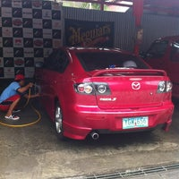 Photo taken at D&G Auto Services & Accessories Carwash and Detailing by Mcoy D. on 8/9/2013