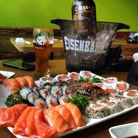 Foto tirada no(a) Hamadaya Sushi Bar por Juliana S. em 6/1/2014