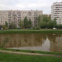 Photo taken at река Новая by Alex B. on 5/17/2013