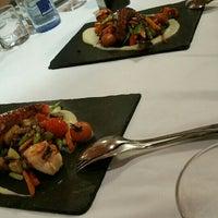 Photo taken at Restaurante El Paseo by Jose Carlos M. on 7/25/2015