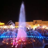 Photo taken at Soho Square Sharm El Sheikh by Владимир С. on 4/15/2013