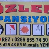 Photo taken at erdek õzlem pansiyon by Serdar Y. on 8/20/2013