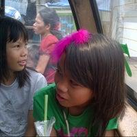 Photo taken at Jalan Raya Bogor by donna i. on 9/30/2012