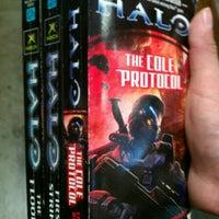 Photo taken at Half Price Books by Luke G. on 3/23/2013