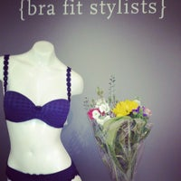 Photo taken at INTIMACY {bra fit stylists} by Marisol N. on 12/27/2013