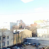 Photo taken at ЦИР Москвы by Kostin S. on 1/19/2015