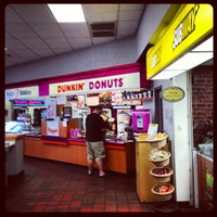 Photo taken at Dunkin Donuts by Johnathan D. on 4/30/2013