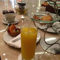 Photo taken at Bahrain city center, kempinski hotel by Rawan on 8/15/2013