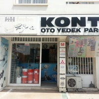 Photo taken at Konti Otomotiv LTD by Aysel ♥♥♥ Y. on 5/20/2013