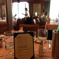 Photo taken at Imagination Diningroom onboard Carnival Fascination by Rob T. on 10/10/2013