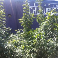 Photo taken at Estudios Churubusco Azteca by Julio Alberto E. on 4/16/2013