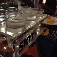 Photo taken at Saint's Bar & Kitchen by Ieshkin M. on 7/27/2013