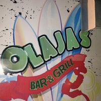 Photo taken at Olajas Bar & Grill by Jose R. on 6/30/2013